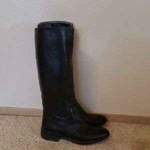 Vintage Nordstrom soft leather boots 9.5 b